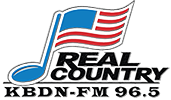96.5 FM Real Country KBDN